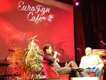 Cezar la EuroFan Cafe