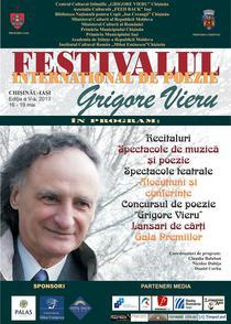 Festivalul Grigore Vieru editia 2013