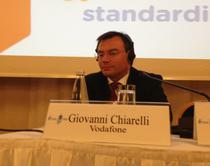 Giovanni Chiarelli, director tehnic Vodafone Romania