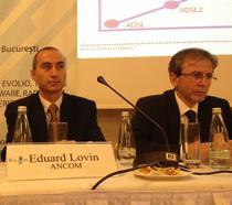 Eduard Lovin, ANCOM