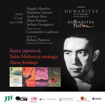 Seara japoneza la Libraria Humanitas de la Cismigiu