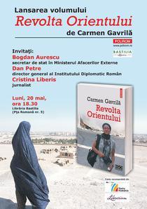 Revolta Orientului, de Carmen Gavrila