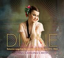 Albumul Divine al Oanei Catalina Chitu