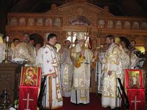 Sfintire biserica