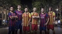 FOTOGALERIE Noul echipament al Barcelonei