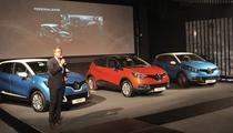 Mihai Bordeanu @ lansare Renault Captur in Club Fratelli Bucuresti