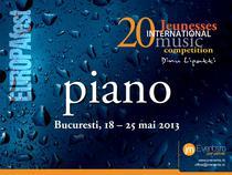 """Jeunesses International Piano Competition """"Dinu Lipatti"""""""