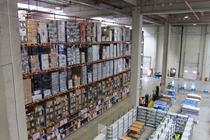 In depozitul eMAG sunt produse de 15 mil. euro