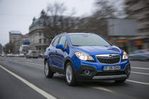 Test Drive Opel Mokka
