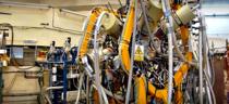 Detectorul de radiatii gamma de la Magurele