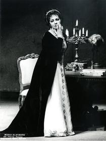 Maria Slatinaru Nistor inTosca, la Berlin