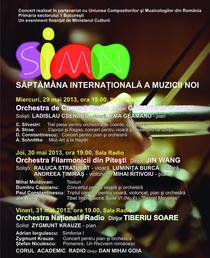 SIMN - 25 si 31 mai 2013