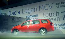 Lansare noul Logan MCV la TNB