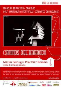 CAMINOS DEL BARROCO