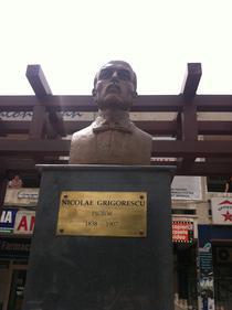 FOTOGALERIE Statuie Nicolae Grigorescu
