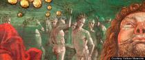 Fresca realizata de Pinturicchio