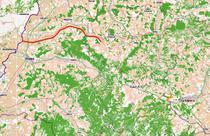 Tronsonul Bors - Suplacu de Barcau (tronsonul Bechtel)
