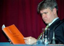 Michael Guest in timpul mandatului la Bucuresti