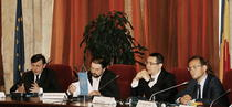 Antonescu, Parvulescu, Ponta, Chiuariu la conferinta Forumului Constitutional