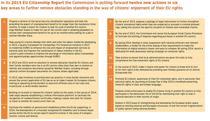 Cele 12 propuneri ale CE pentru imbunatatirea vietii cetatenilor UE