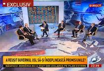 Constantin, Dragnea, Ponta, Chitoiu si Nicolaescu invitati in emisiunea lui Gadea