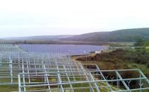 Instalación fotovoltaica de 2,2 MW de Conergy en Slobozia
