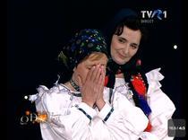 Ioan Niculae starneste lacrimi de fericire la TVR