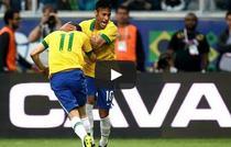 Brazilia, victorie categorica cu Franta
