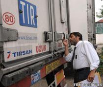 TIR-urile turcesti ar putea fi monitorizate prin GPS in Romania