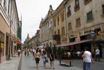Pietonalul din Oradea 2