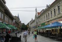 Pietonalul din Oradea