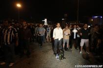 Barbatul nemiscat din Piata Taksim