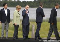 Vladimir Putin, la summitul G8