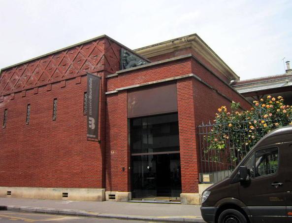 Muzeul Bourdelle