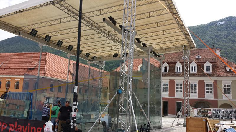 Brasov - Caravana Squash 2013