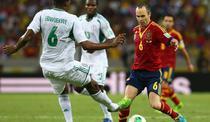 Spania, victorie contra Nigeriei