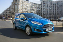 Ford Fiesta facelift 2013