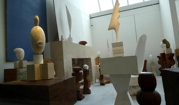 Atelierul Constantin Brancusi (2)