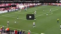 SUA vs Germania