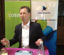 Nikolai Beckers, noul sef Romtelecom si Cosmote