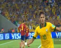 Neymar, unul din eroii serii