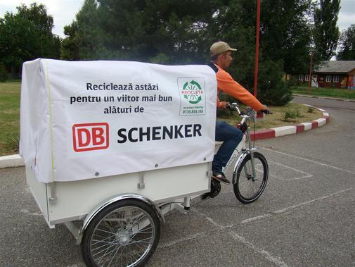 Recicleta - DB Schenker 2 (Medium)