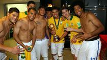 Brazilia a castigat Cupa Confederatiilor