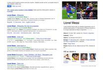 Cautare dupa Lionel Messi