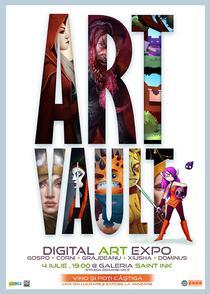 Expozitia ART VAULT
