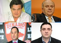 Marin Condescu, Gheorghe Stefan, Ionut Negoita si Adrian Zamfir