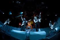 Iron Maiden live 2013