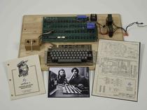 Apple 1, asamblat manual de Jobs si Wozniak a fost piesa cea mai valoroasa in cadrul licitatiei