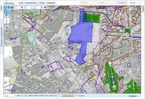 Harta interactiva Primaria Capitalei