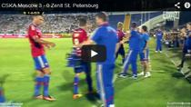 TSKA Moscova a castigat Supercupa Rusiei